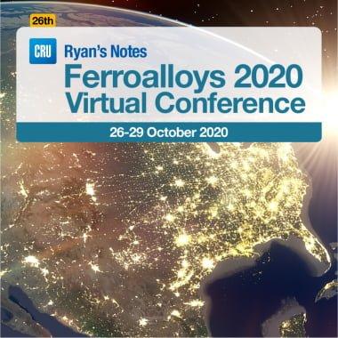 CRU Ryan's Notes Ferroalloys 2020