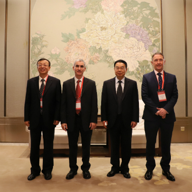 The President of the Cobalt Institute opened China International Ni&Co Forum